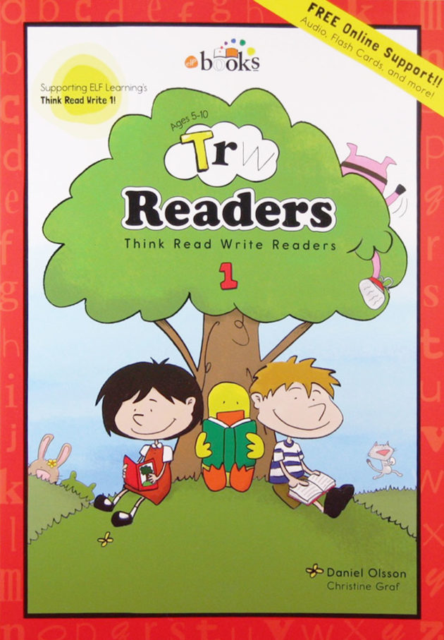 TRW Readers 1 - ELF Learning