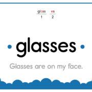Glasses-Text