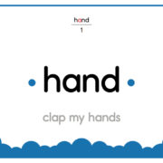Hand-Text