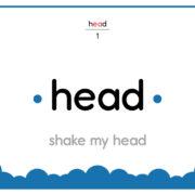Head-Text