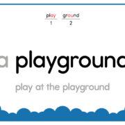 Playground-Text