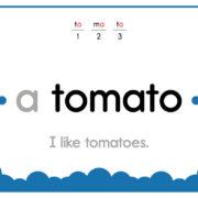 Tomato-Text