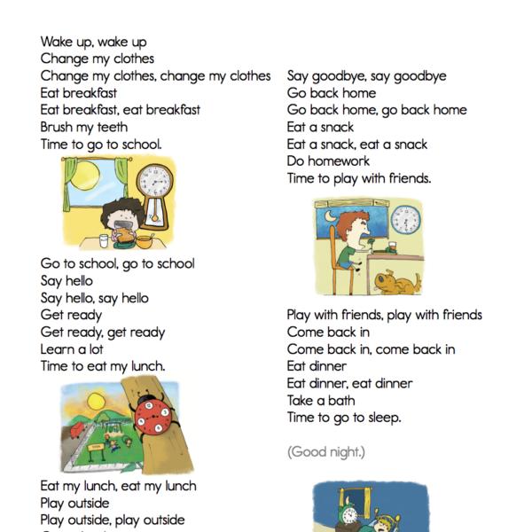 Kids Songs 1: Let's Take a Walk
